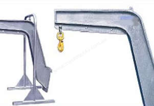 Heavy Duty Carriage Mount Jib Attachment Class 4