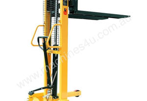 Or  Hand Straddle Pallet Stacker