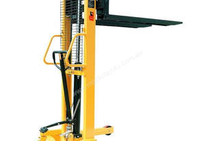 Hand Straddle Pallet Stacker