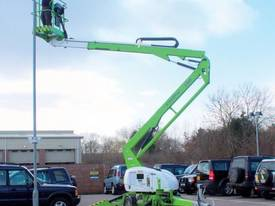 Nifty 150T Trailer Mounted Cherry Picker