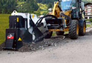 Simex Wheel Excavators 4 fixed section trenching