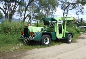 1993 FRANNA AT12 12T ARTICULATED MOBILE CRANE