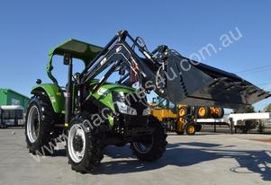 Agrison   80HP CDF + ROPS