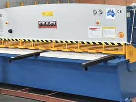 3200mm x 6.5mm Guillotine With Rear Sheet Supports - picture0' - Click to enlarge