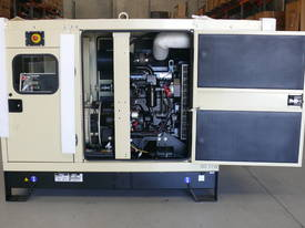 Kohler KD77IV 77kVA  Diesel Generator Enclosed Cabinet John Deere Powered - picture0' - Click to enlarge