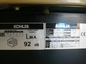 Kohler KD77IV 77kVA  Diesel Generator Enclosed Cabinet John Deere Powered - picture3' - Click to enlarge