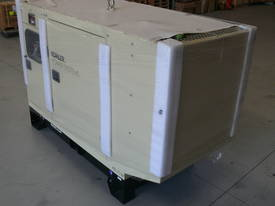 Kohler KD77IV 77kVA  Diesel Generator Enclosed Cabinet John Deere Powered - picture1' - Click to enlarge