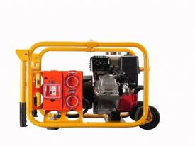 Powerlite 2.5kVA Generator WorkCover Approved