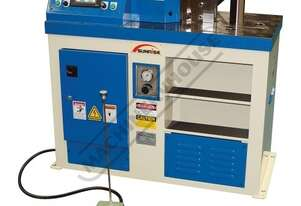 HBM-40 Hydraulic NC Horizontal Bender 40 Tonne Force, Programmable Touch Screen Control with 1016mm