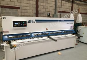 Alpha NC Guillotine 4mmx3200mm