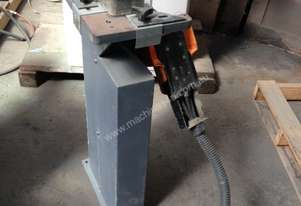 Pneumatic Notcher - 75mm x 75mm x 1.6mm