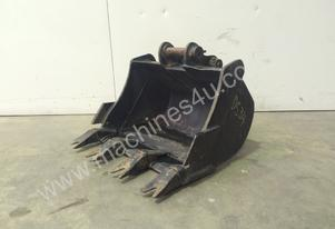500MM GP BUCKET WITH ADAPTOR TEETH 1-2T MINI EXCAVATOR D534