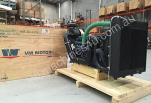 VM Motori Water-Cooled D756 IPE2 Diesel Engine-137 HP