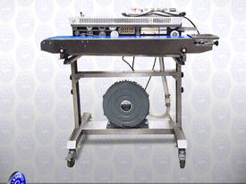 Solid-Ink Coding Continuous Band Sealer