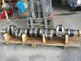 DUETZ BV6M628 1500HP 6 CYLINDER CRANK - picture0' - Click to enlarge
