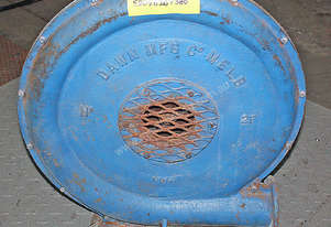 Dawn 1954 No 2F Forge Furnace Combustion Air Blowe