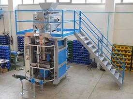 Vertical Form Fill Sealer: 60 bags per min - A44  - picture2' - Click to enlarge