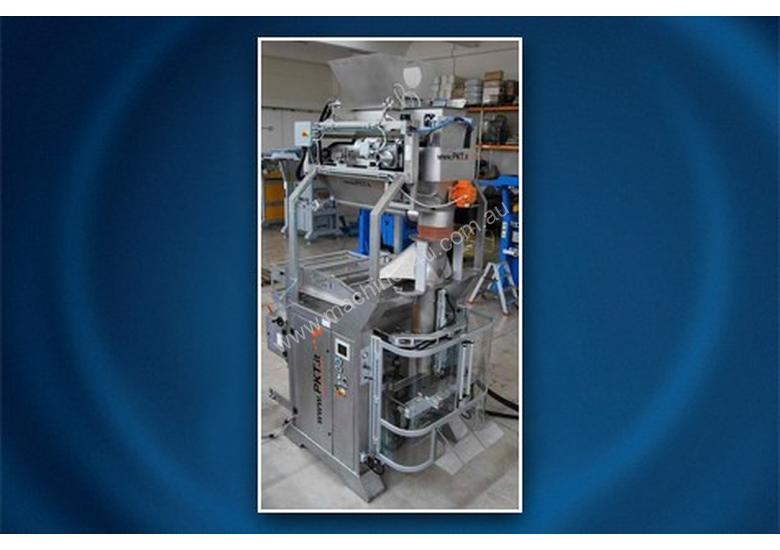 Vertical Form Fill Sealer: 60 bags per min - A44