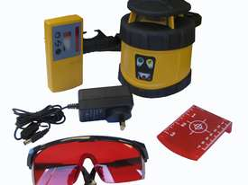 Automatic Laser Level Inc. Tripod Staff - picture2' - Click to enlarge