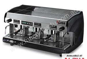Wega EVD3PO Polaris Standard 3 Group Automatic Coffee Machine