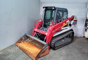TAKEUCHI TL12 AIR CONDITIONED TRACK LOADER S/N-498