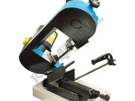 BS-5V Portable Swivel Head Metal Cutting Band Saw  - picture3' - Click to enlarge