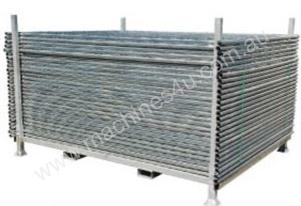 Temporary Fencing Stillage Cage