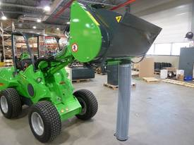 Avant Self loading concrete cement mixer bucket - picture6' - Click to enlarge