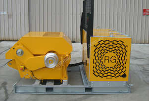 REDMOND GARY - 20kN Skid-Mounted Recovery Winch