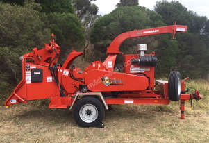 NEW Morbark Beever 1821 Diesel Wood Chipper