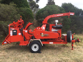NEW Morbark Beever 1821 Diesel Wood Chipper - picture0' - Click to enlarge