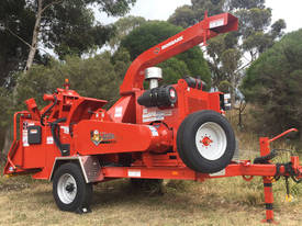 NEW Morbark Beever 1821 Diesel Wood Chipper - picture3' - Click to enlarge