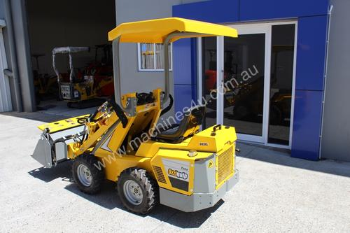 Skidsteer Wheeled Ozziquip PUMA NEW Delivery AU