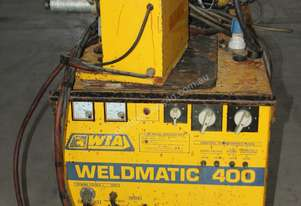 WIA Weldmatic 400 MIG Welder with Wire Feeder