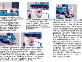 MUTLI RIP SAW (MODEL: GRS-12H) - picture3' - Click to enlarge
