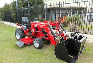 25HP TRACTOR FRONT END LOADER