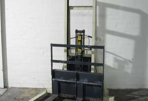 Crown Forklift Manual Walkie Stacker - 160cm High