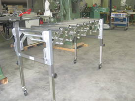 Roller Support Stand Conveyor - picture1' - Click to enlarge