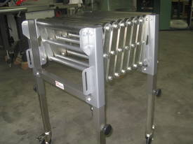 Roller Support Stand Conveyor - picture2' - Click to enlarge