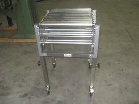 Roller Support Stand Conveyor - picture3' - Click to enlarge