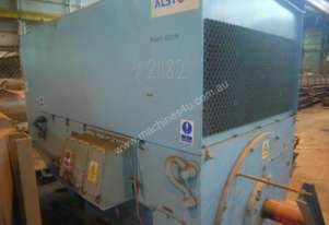 800 kw 8 pole 6600vv AC Electric Motor
