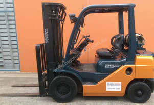 2.5t Toyota Container Forklift