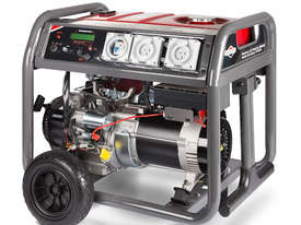 BRIGGS & STRATTON Portable Generator - picture0' - Click to enlarge