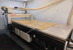 MULTICAM S 2412V , 2010, ROUTER WITH VACUUM DUST EXTRACTOR & SOFTWARE EXCELLENT CONDITIION