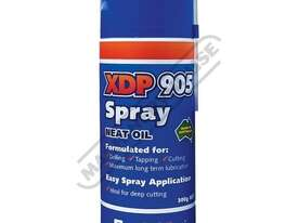 XDP905 Cutting Tool Lubricant Spray - 300g Increases Tool Life Up To 5 Times Low viscosity – ideal - picture0' - Click to enlarge