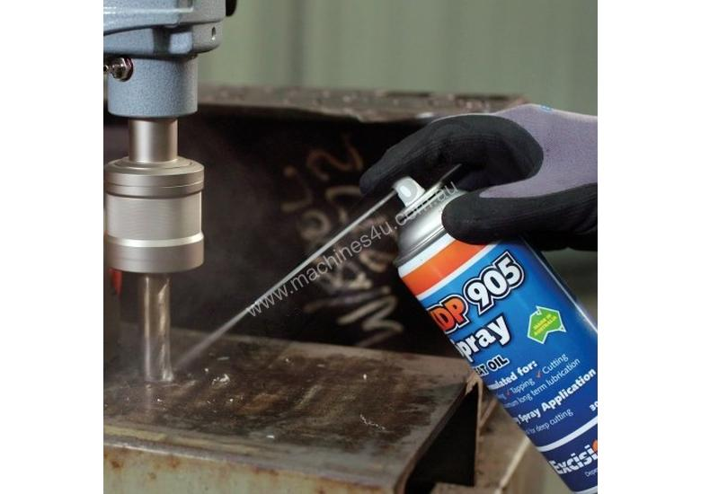 XDP905 Cutting Tool Lubricant Spray - 300g Increases Tool Life Up To 5 Times Low viscosity – ideal