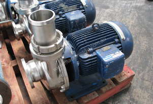 Stainless Centrifugal Pump - 7.5kW