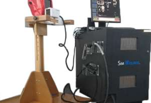 MIG Welder SimWelder™ Virtual Reality, Realtime Welding Simulator Training Aid
