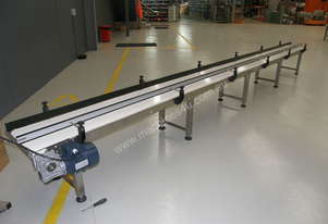 New Belt Conveyor, 6000mm L x 400mm W x 900mm H