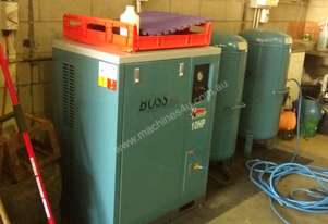 Boss ,3 phase air compressor